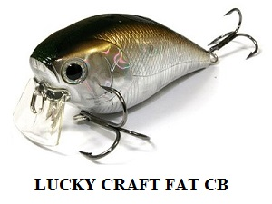 Lucky Craft Fat CB