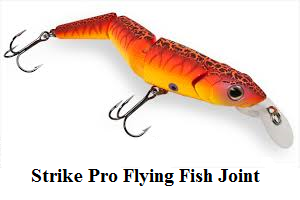 Strike Pro Flying Fish Joint