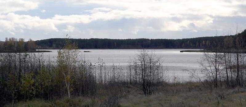 Озеро Иртяш Челябинская область