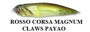 rosso corsa Magnum Claws Payao