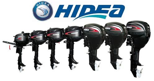 моторы и запчасти лодочных моторов hidea 3.5