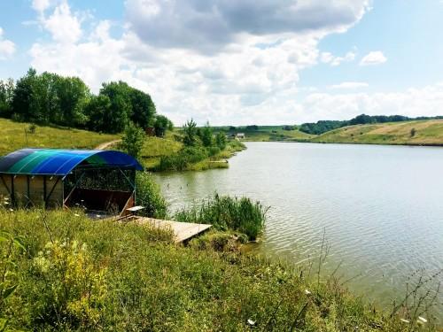 гнилое курская область рыбалка