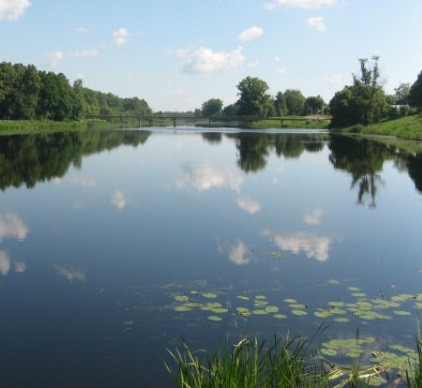 озеро бездонное брянская область рыбалка