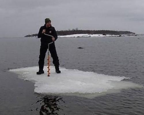 зимняя рыбалка для начинающего