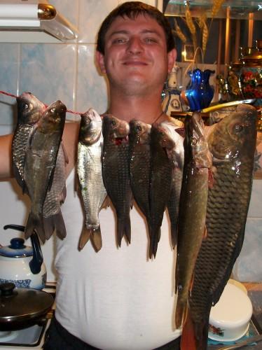 рыбалка в самарской области дубовый