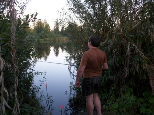 ловля в пензенской области