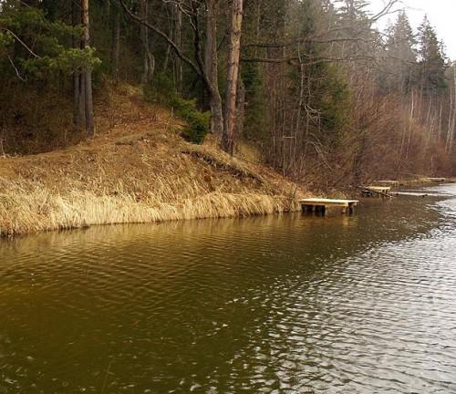 медынь озерное рыбалка